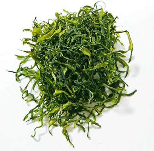 Dried Wakame Stalk,Sea Mustard For Salad 200g (pack of 1)