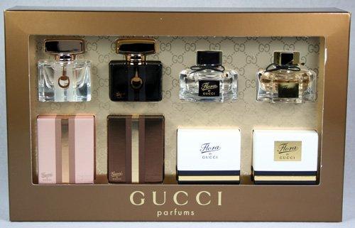 & Amazon.com : Gucci Perfume Miniature Gift Set : Fragrance Sets : Beauty