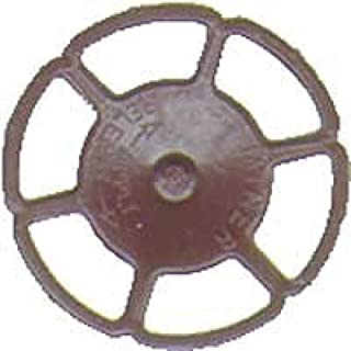 product image for HO Brake Wheel, Miner/Boxcar Red (8)