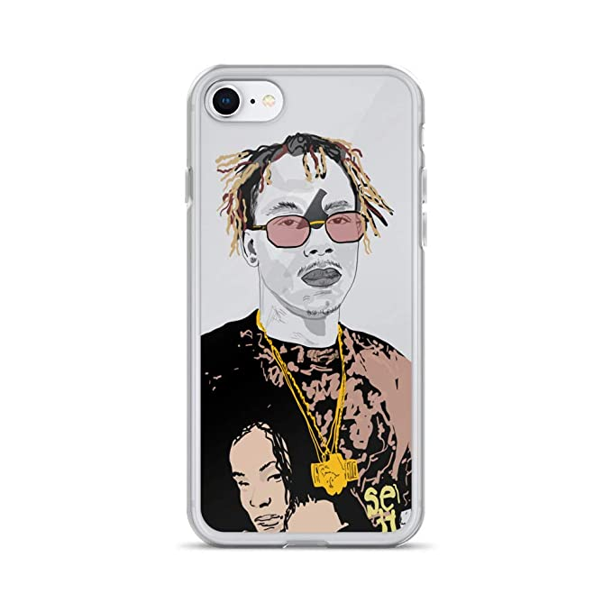 best website 10e56 096fb Amazon.com: Rich the Kid Apple IPhone 5s 6s 7 8 plus X phone Case ...