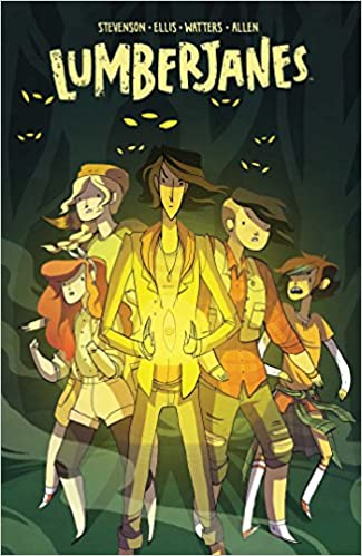 Image result for lumberjanes sink or swim