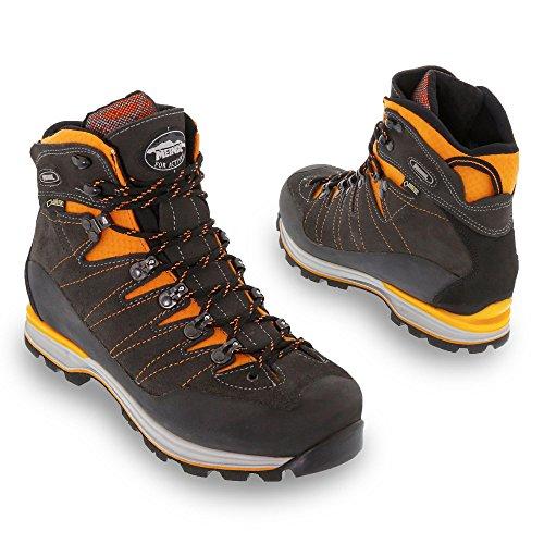 4 Air Meindl Orange 1 Chaussures Revolution De Randonnée anthracite qttBXOwR