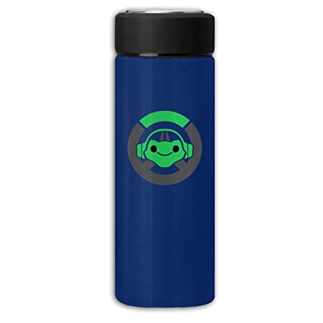 Amazon.com: Lucio Overwatch Video Game Thermos Stainless ...