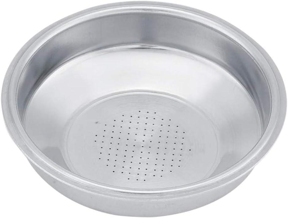 filtro de red sin presi/ón R-WEICHONG Filtro de caf/é 15//20 mm filtro de acero inoxidable