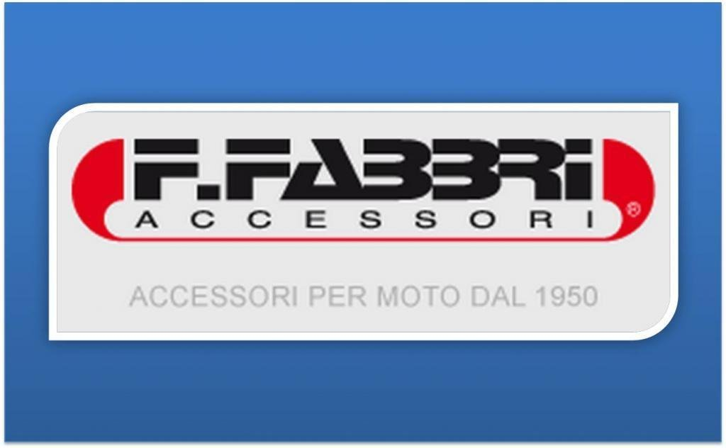 FABBRI - Parabrezza senza bordi DINK 50/125/150 1997/04 Art. 2125/EX