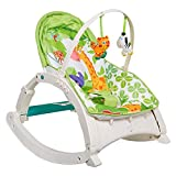 Best Infant To Toddler Rockers - COLORTREE Infant to Toddler Rocker Activity Play Centers Review