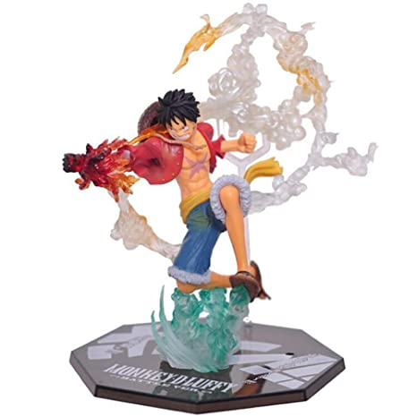 Amazon Com Coz Place 1 10 One Piece Fire Punch Monkey D