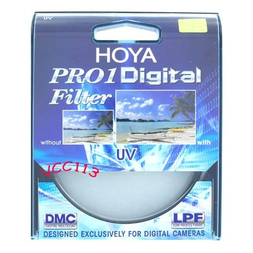 Hoya 77mm DMC Pro1 Digital Multi-Coated UV Filter by Hoya