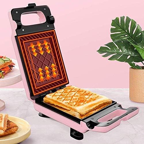 Sandwich Toastie Maker met Sandwich ontbijt Machine Multifunctionele Kleine Broodrooster Press Broodrooster peng