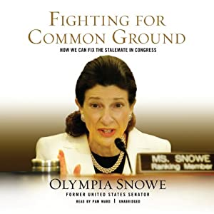 Fighting for Common Ground Audiobook