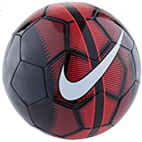 Nike Mercurial Fade Soccer Ball (Black/Red)
