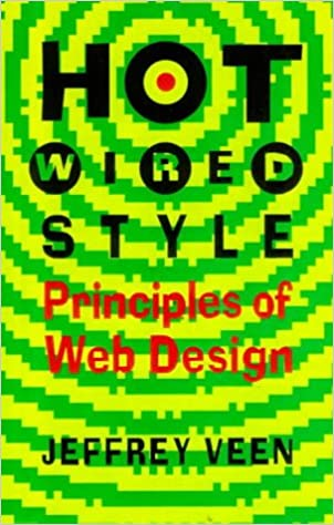 Amazon Hotwired Style Principles For Building Smart Web Sites