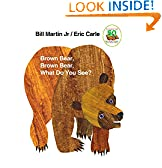 Bill Martin Jr. (Author), Eric Carle (Author)  (2533)  Buy new:   $5.89  420 used & new from $0.25
