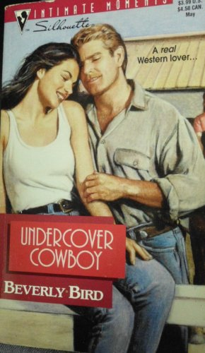 book cover of Undercover Cowboy