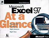 Microsoft Excel 97 at a Glance, Perspection, Inc. Staff, 1572313676