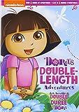 Dora the Explorer: Dora's Double Length Adventures (Bilingual)