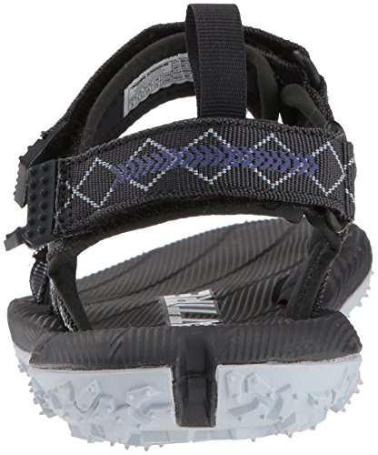 Femme Anthracite Sandale Tire Fat Under Blue Armour 100 oxford nqZ6ICz1wx