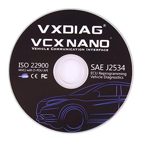Vxdiag VCX NANO for GM/OPEL GDS2 Tech2win Diagnostic Tool