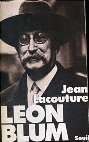 Book Leon Blum (French Edition) by Jean Lacouture (1977-08-02)