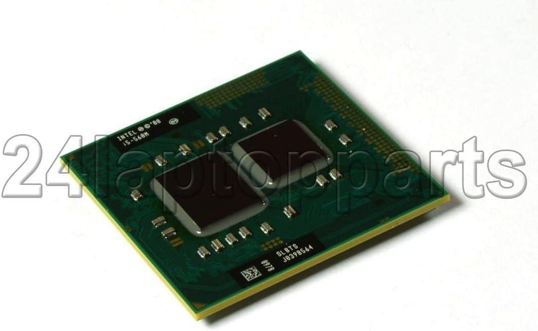 Intel Core I5-560M Notebook Computer Processor I5 560M Laptop CPU PGA988 Notebook Computer CPU