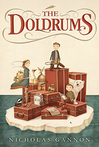 The Doldrums by [Gannon, Nicholas]