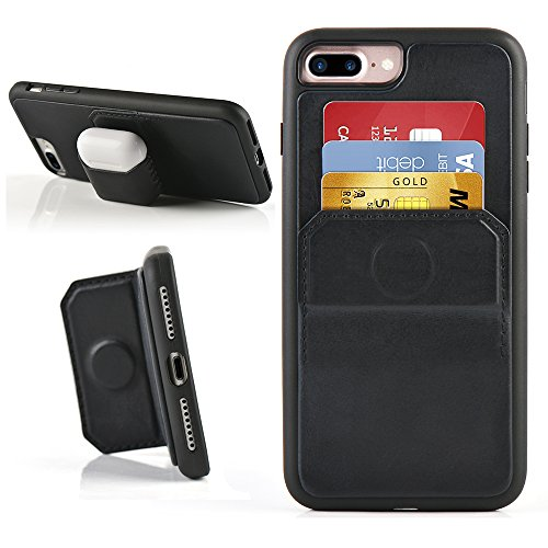 Leather Protective AirPods Kickstand Shockproof product image