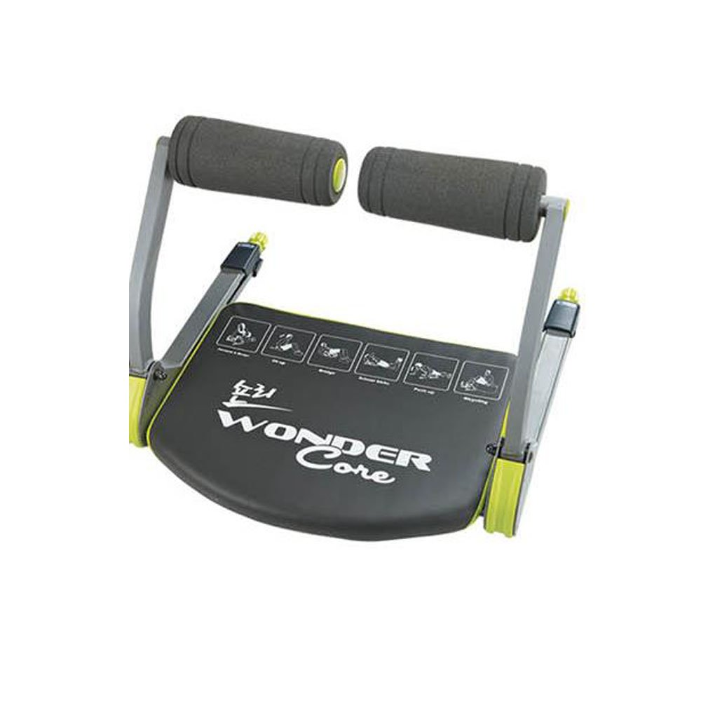 WONDER CORE Smart Workout Body Exercise System (Green)