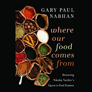 Where our Food Comes From Audiobook
