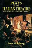 Plays of the Italian Theatre, Giavanni Verga and Ercole Morselli, 1494949458