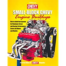 Small-Block Chevy Engine Buildups: How to Build Horsepower for Maximum Street and Racing Performance