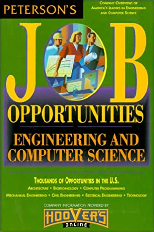 Job Opps for Eng & Comp Sci Majors 00 (Peterson's Job ...