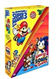 Super Mario Bros & Sonic the Hedgehog Box Set
