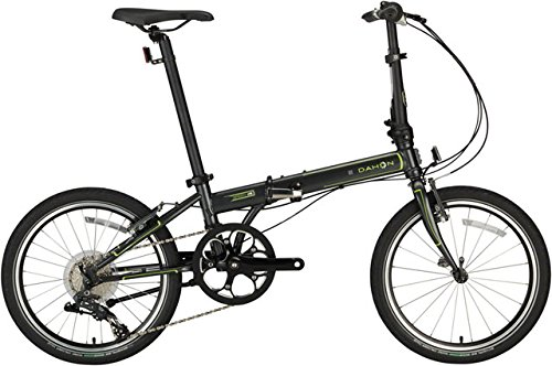 Dahon Speed d8チャコール20