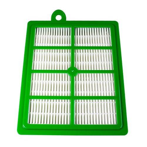 1 High Performance Filtre de Hannets® approprié pour diverses aspirateur Elektrolux