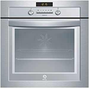 Balay 3HB518XP Electric oven Acero inoxidable - Horno (Electric oven, Acero inoxidable, 0,95 m, 3580 W, 595 mm, 515 mm)
