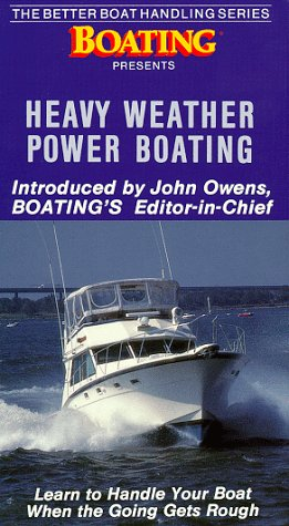 Heavy Weather Powerboat Handli VHS