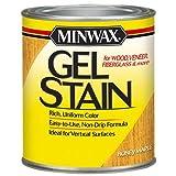 Minwax 66040000 Gel Stain, quart, Honey Maple