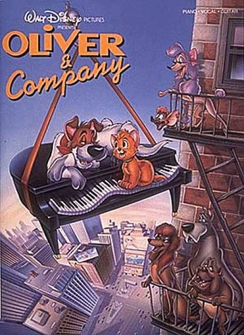 Walt Disney Pictures Presents Oliver & Company: Piano, Vocal, Guitar