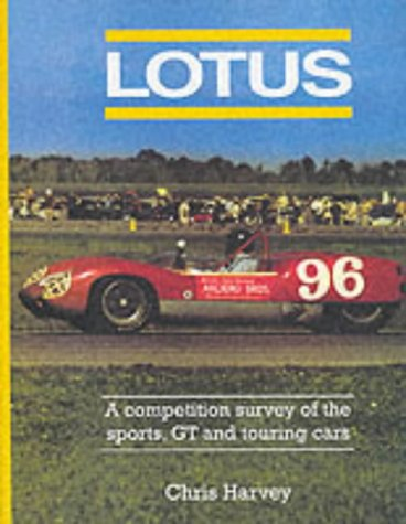 Lotus   The Sports GT And Touring Cars