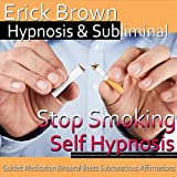 Stop Smoking Self Hypnosis Guided Meditation Binaural Beats Subconscious Affirmations
