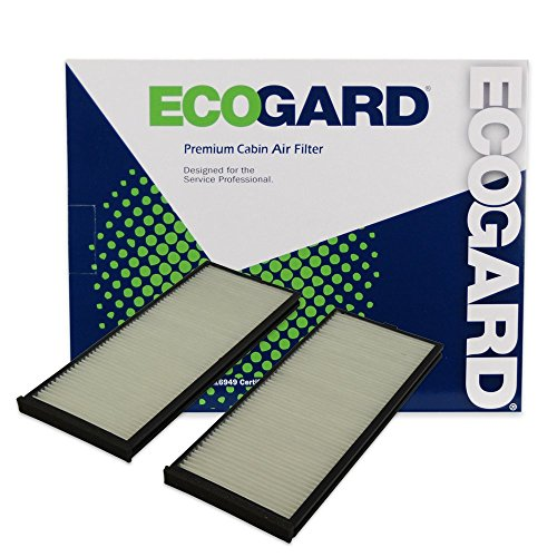 ECOGARD XC25878 Premium Cabin Air Filter Fits 2002-2005 Hyundai Accent ()