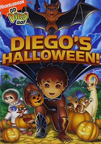Diego's Halloween (Best Halloween Cartoons)
