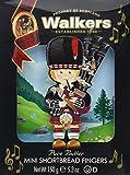Walkers Shortbread Piper 3D Carton, 5.3 Ounce