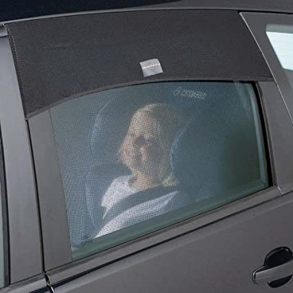 Outlook Pare Soleil voiture - Auto Shade 2 Fenêtres Carrées 1-1-803-01