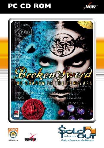 Broken Sword: Shadow of the Templars (PC CD) (Broken Sword The Shadow Of The Templars)