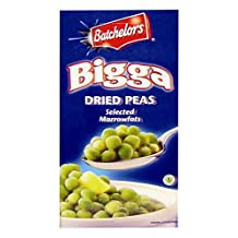 Batchelor's Bigga Dried Peas, 250-Gram (Pack of 12)