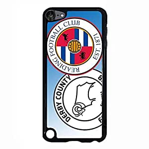 Excited Competition Game Logo Design Derby County Football Club Phone Case Stylish Design Cover For Ipod Touch 5th Generation