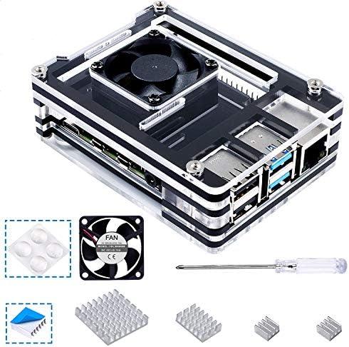 Acrylic cpu case _image1