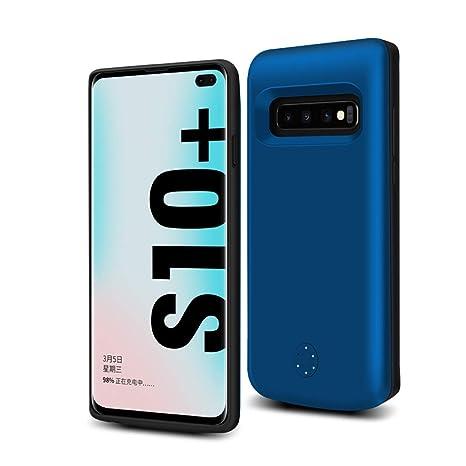 Compatible con Samsung Galaxy S10 Plus Funda Batería ...