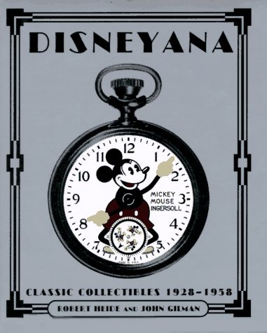 Disneyana: Classic Collectibles 1928-1958 (Disney Miniature Series) PDF